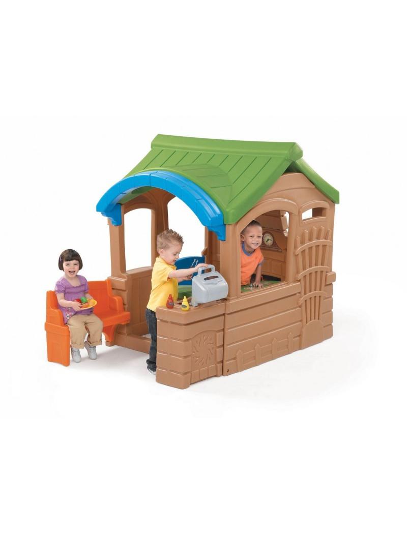 Maison Barbecue Et Grill pour Maison De Jardin Pour Enfant