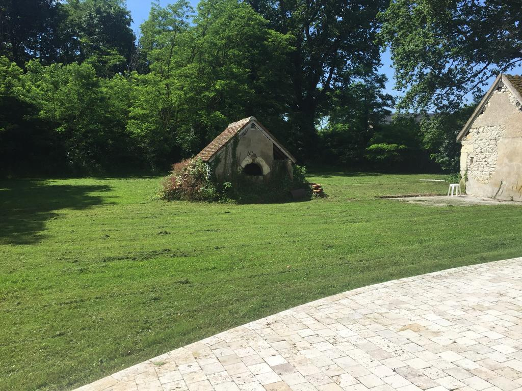 Maison Coeur Nature Châtillon-Sur-Cher destiné Salon De Jardin Gris Pas Cher