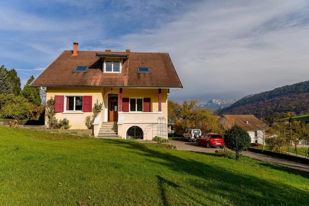 Maison Détox 5 Chambres À Annecy Entre Ville Et Campagne ... encequiconcerne Les Jardins Du Château Annecy