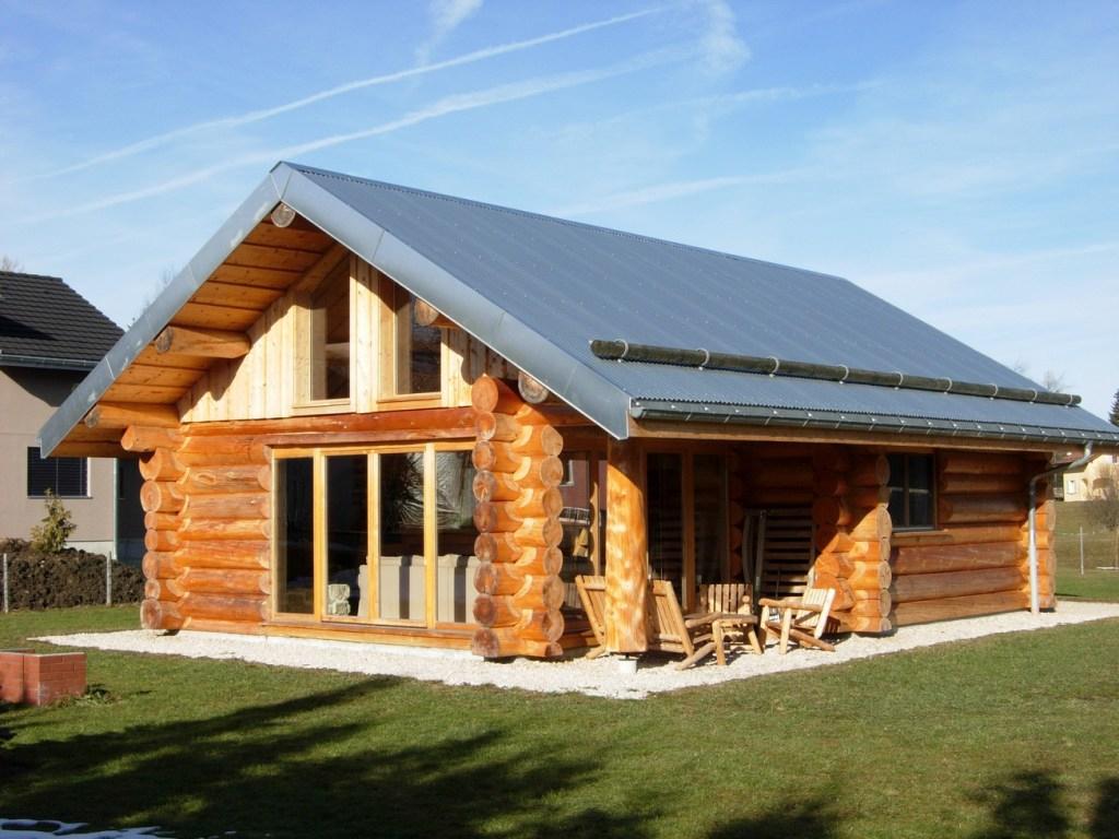 Maison En Bois En Kit Pas Cher Pologne - Le Meilleur Des ... dedans Chalet De Jardin En Bois Habitable