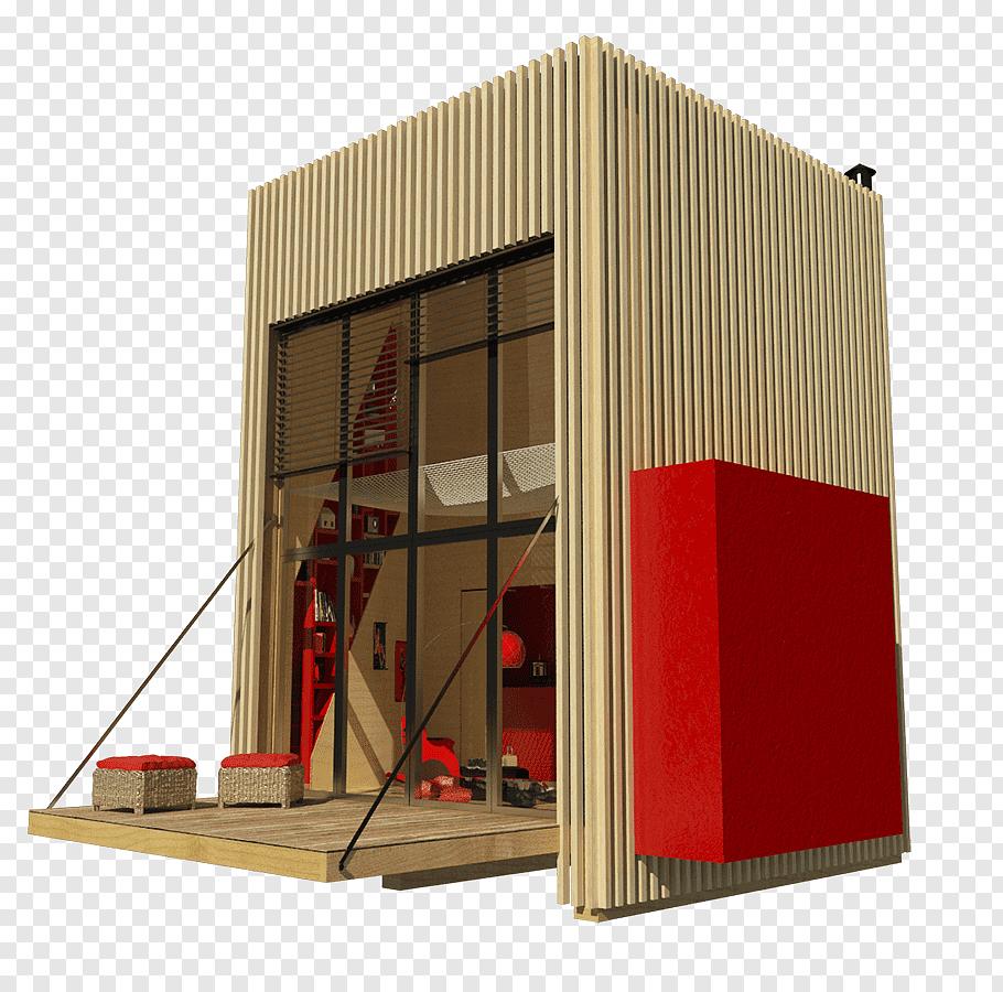 Maison En Bois Tiny House Movement Abri De Jardin House Plan ... avec Plan Cabane De Jardin
