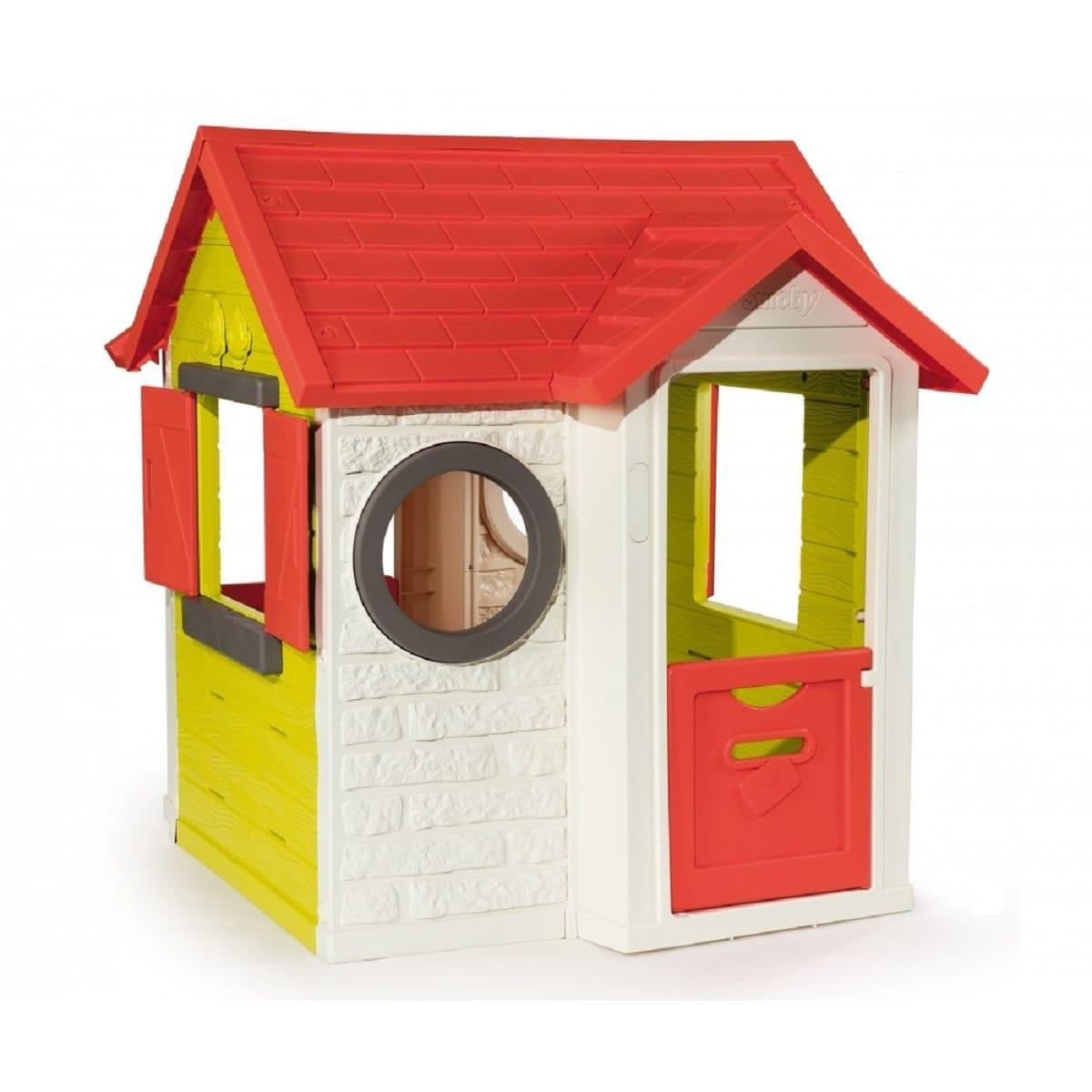 Maison Enfant Smoby My House destiné Maison De Jardin Pour Enfants