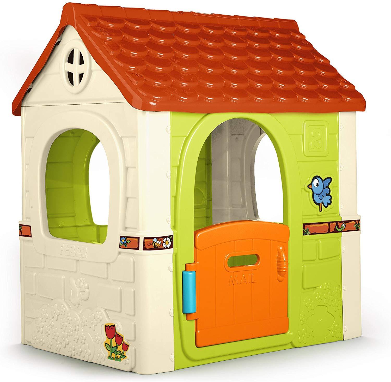 Maison Fantasy House - Feber intérieur Maisonette Jardin Enfant