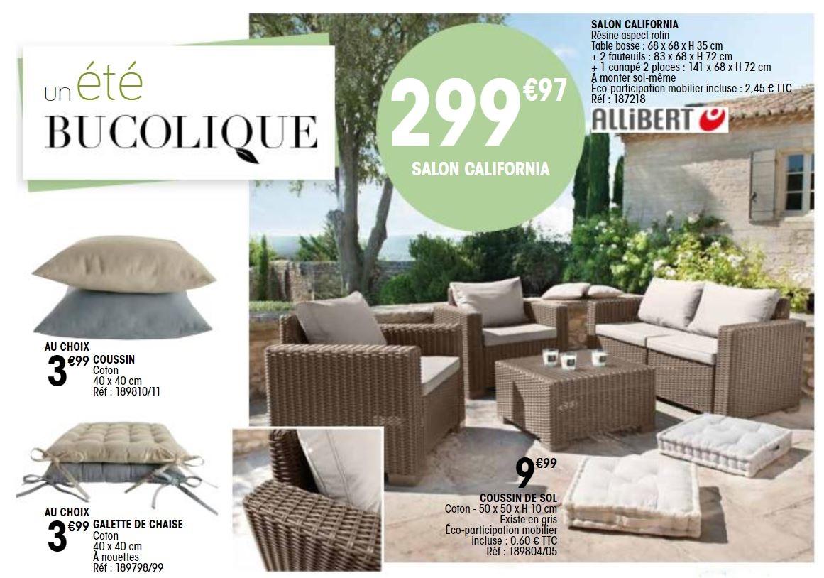 Maison] La Foir'fouille : En Mode Bucolique. - Journal-Diagonale tout Salon De Jardin La Foir Fouille