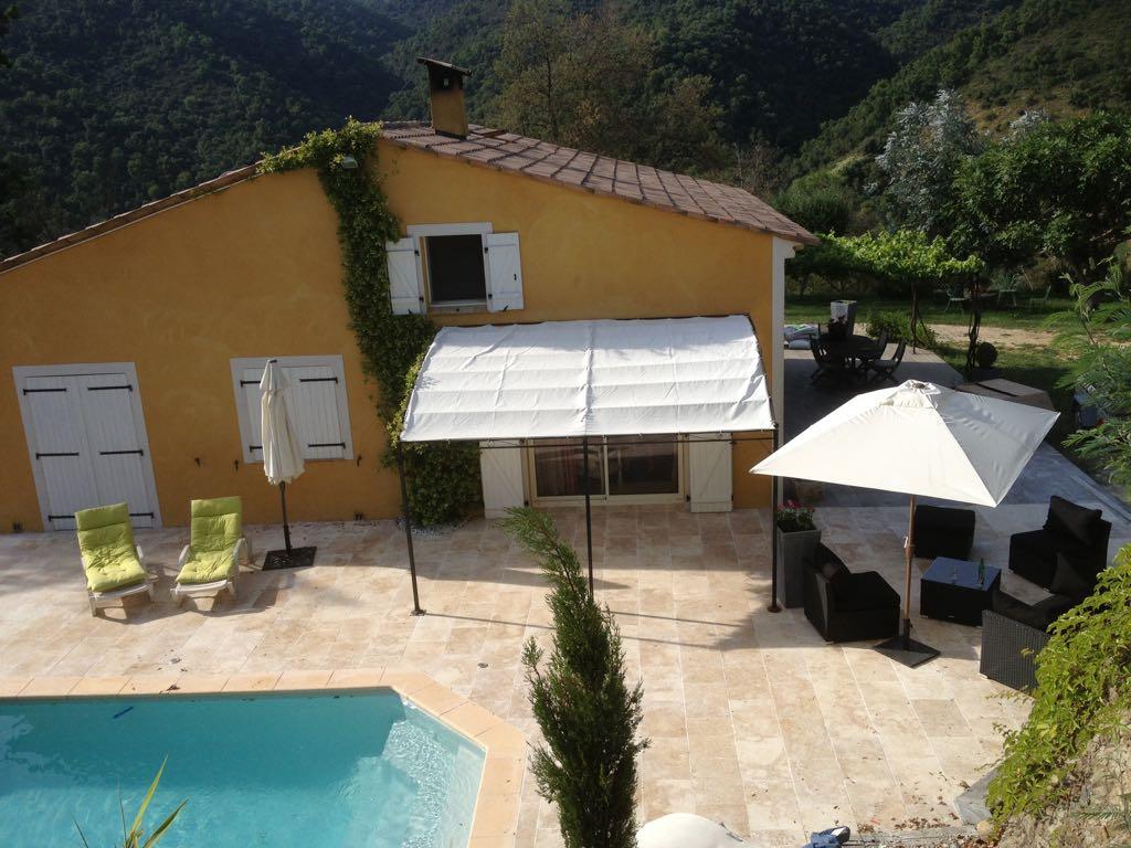 Maison Méditerranéenne - Échange De Maisons pour Tonelle De Jardin