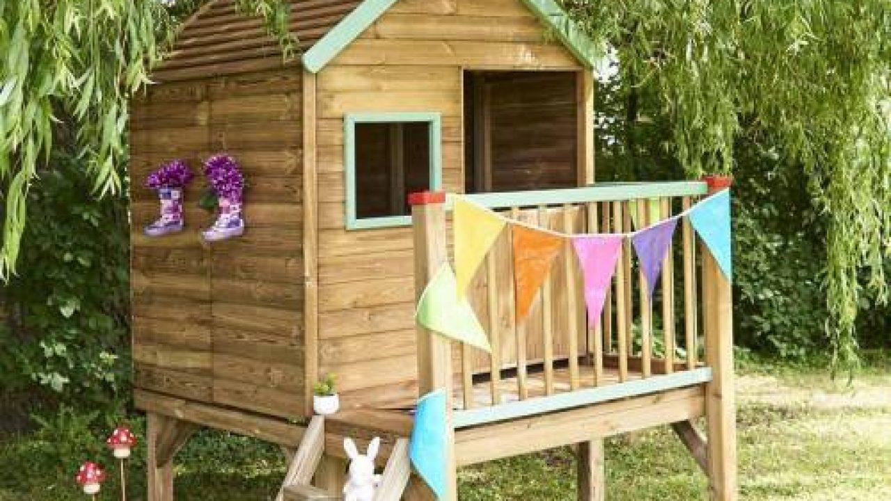 Maison Pour Enfant De Jardin : Comparatif Des Meilleurs Avis ... destiné Maison De Jardin Pour Enfant