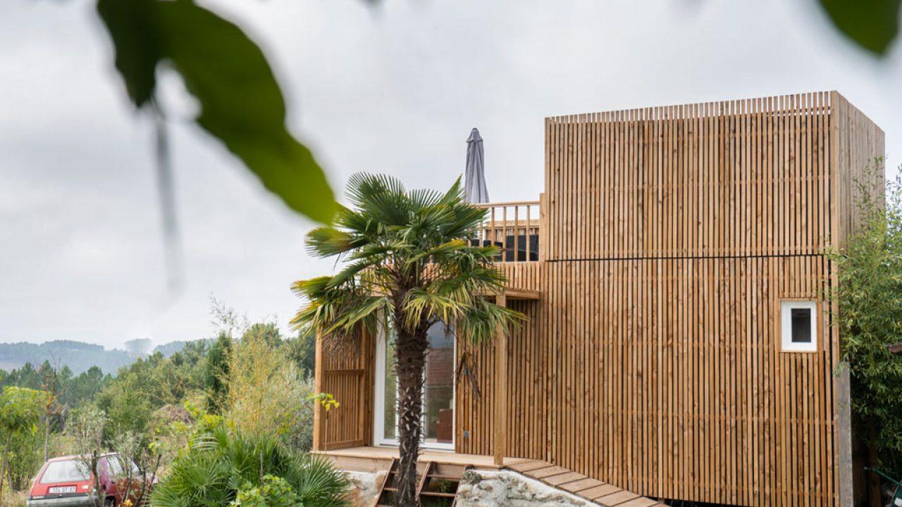 Maison Sans Permis De Construire : Construire Sa Maison Vite ... à Abri De Jardin 30M2