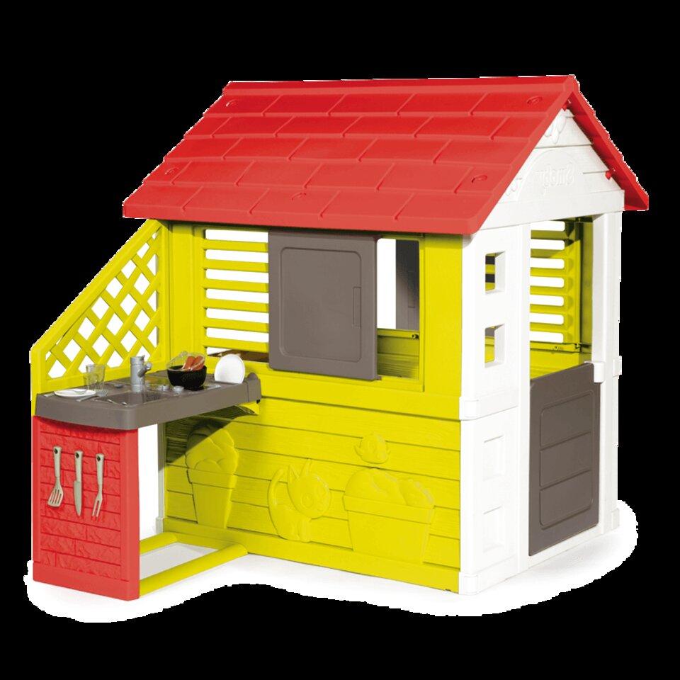 Maison Smoby D'occasion En Belgique (56 Annonces) destiné Maison De Jardin Smoby