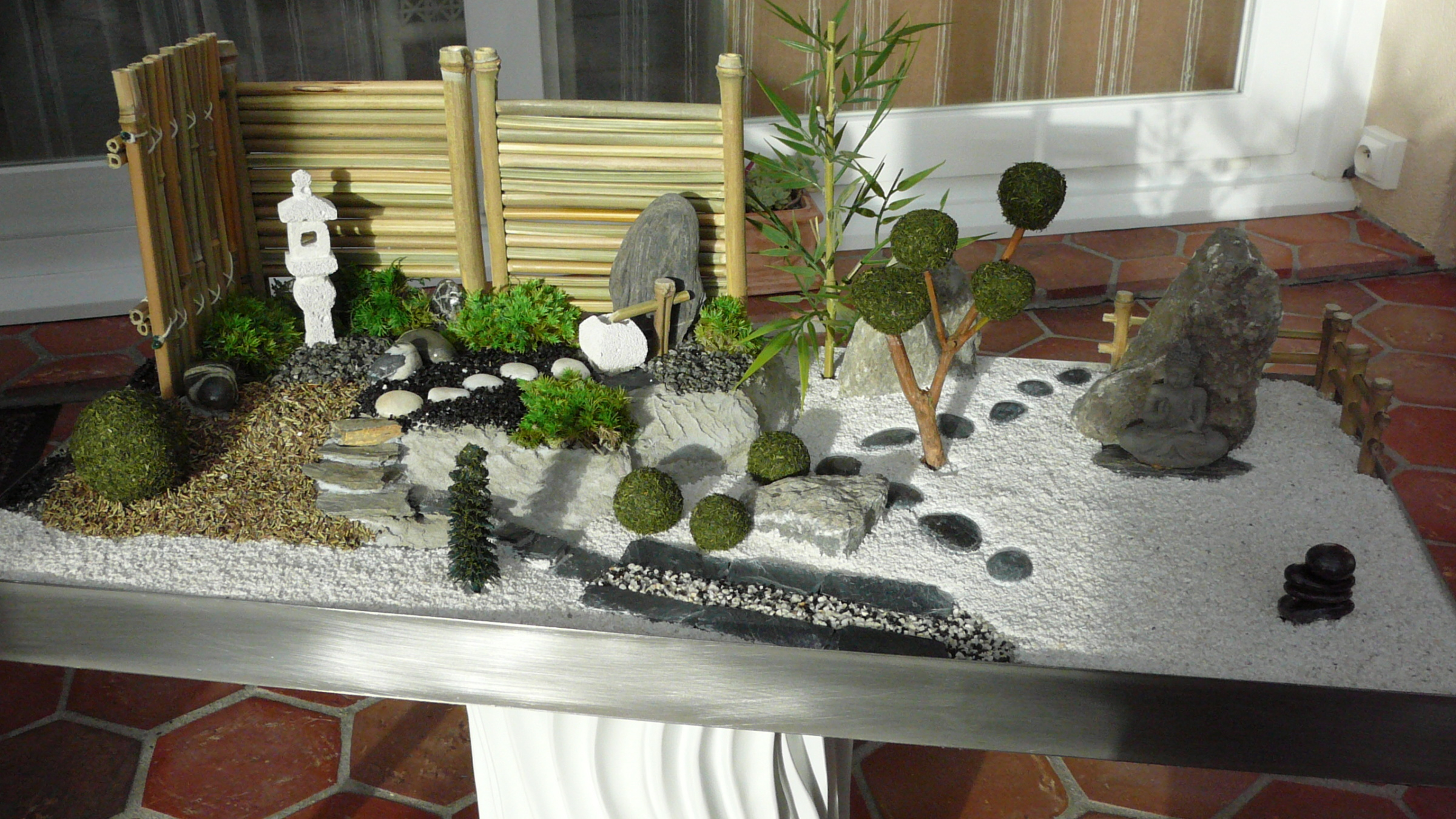 Maquette De Jardin Japonais - Loisirscreatifs-A-Patou ... destiné Modele De Jardin Japonais