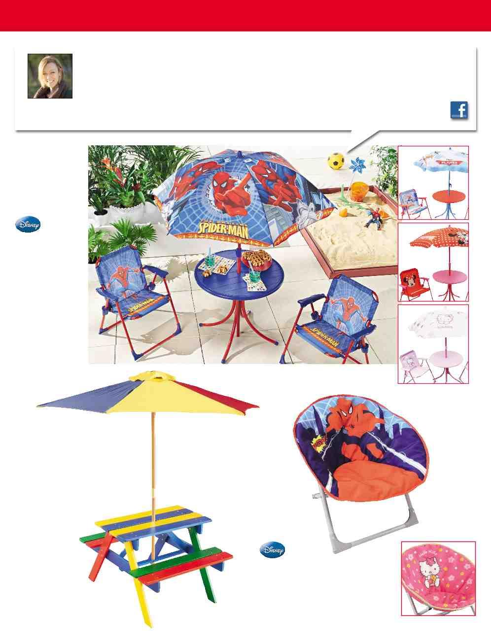 Mars 13 Hdqtrs Meubles Barbecue Catalogue Intermarche ... encequiconcerne Intermarché Table De Jardin