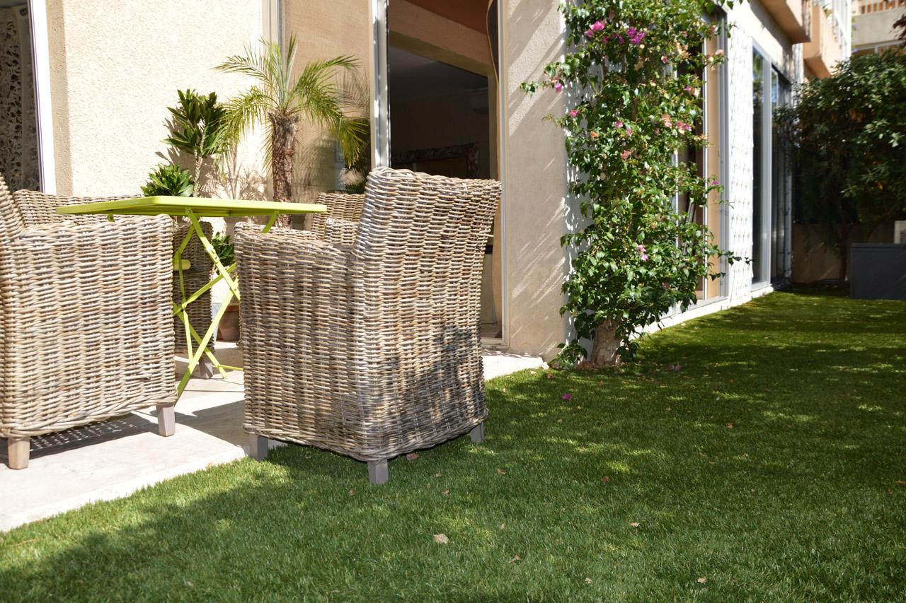 Marseille, Bonneveine : Appartement Rez De Jardin - Agence ... concernant Location Rez De Jardin Lyon