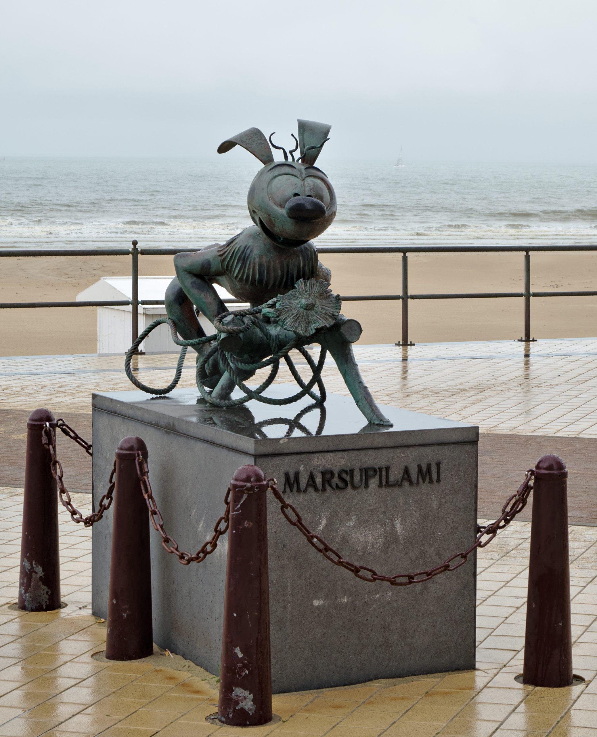Marsupilami - Wikiwand encequiconcerne Jardins Animés Sculpture