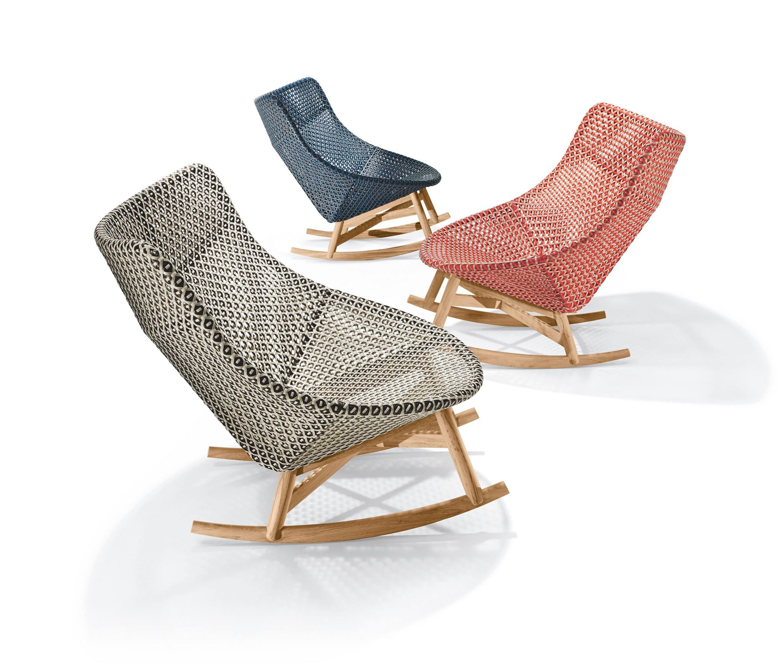 Mbrace Lounge Chair - Garden Armchairs From Dedon ... tout Coussin Fauteuil Jardin Haut Dossier