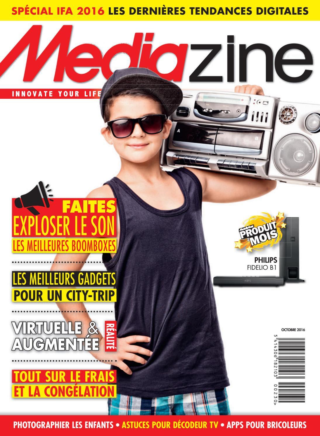 Mediazine Belgique Octobre 2016 By Mediazine België/belgique ... avec Etendoir À Linge De Jardin Novaplus
