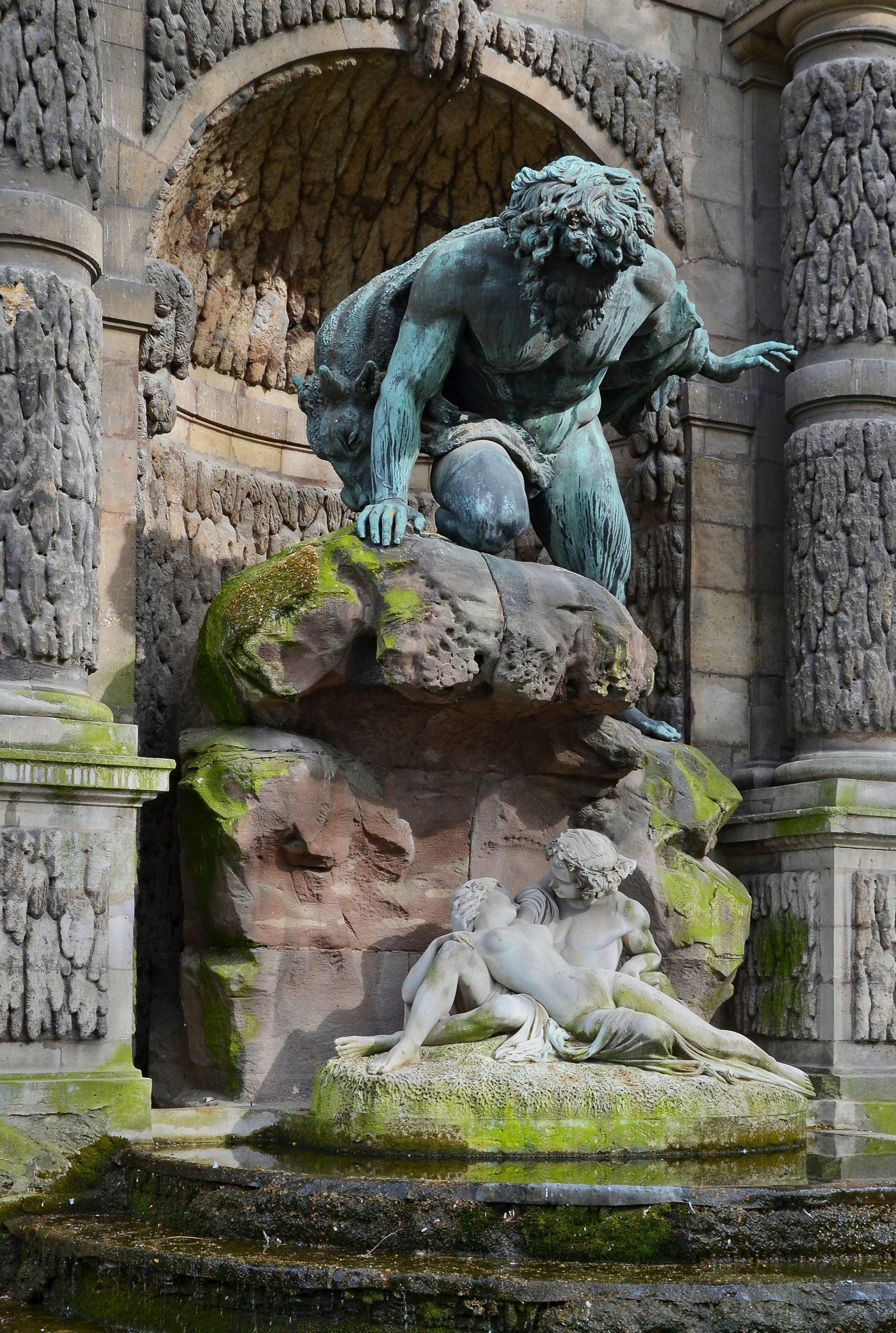 Medici Fountain - Wikiwand encequiconcerne Statue Fontaine De Jardin