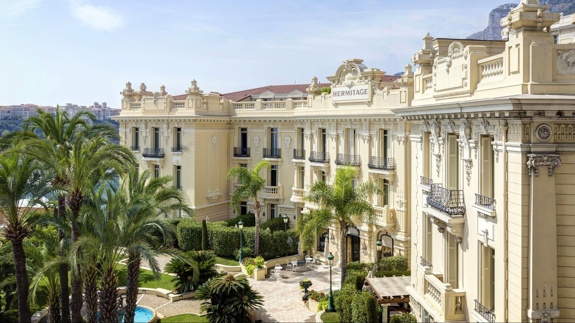 Meetings And Events At Hotel Hermitage Monte-Carlo 5*, Monte ... avec Salon De Jardin Casino