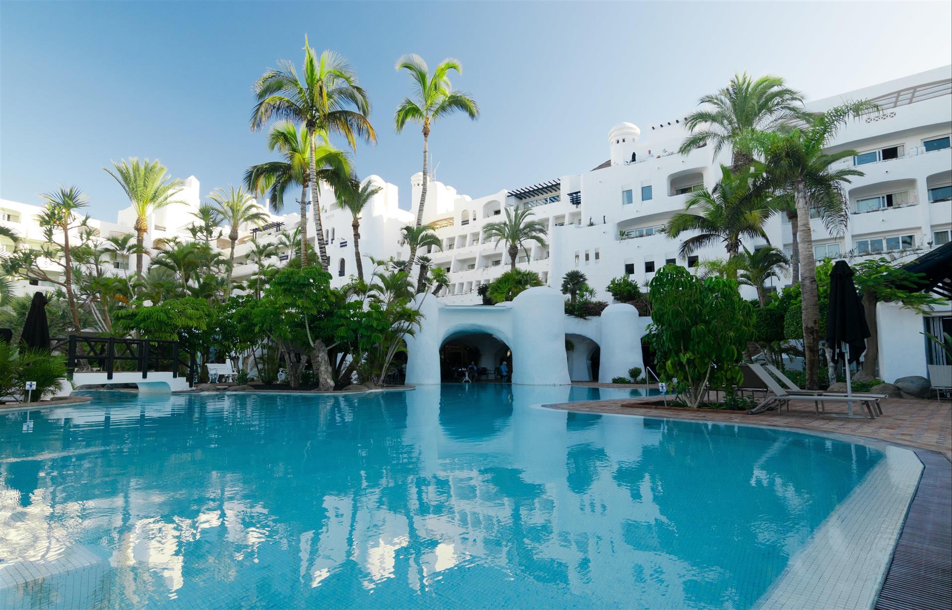 Meetings And Events At Hotel Jardin Tropical, Santa Cruz De ... avec Jardin Tropical Tenerife