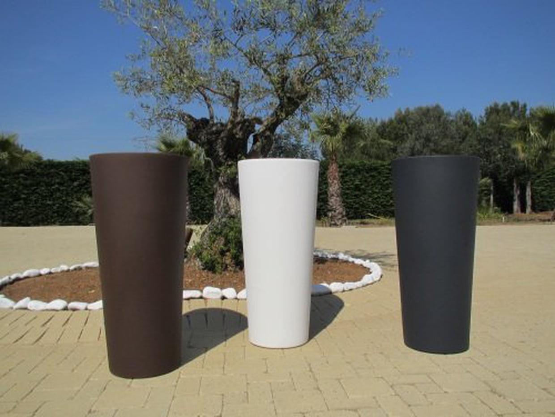 Meilleurs Pots De Fleurs Extérieurs En Grande Taille pour Salon De Jardin En Plastique Pas Cher