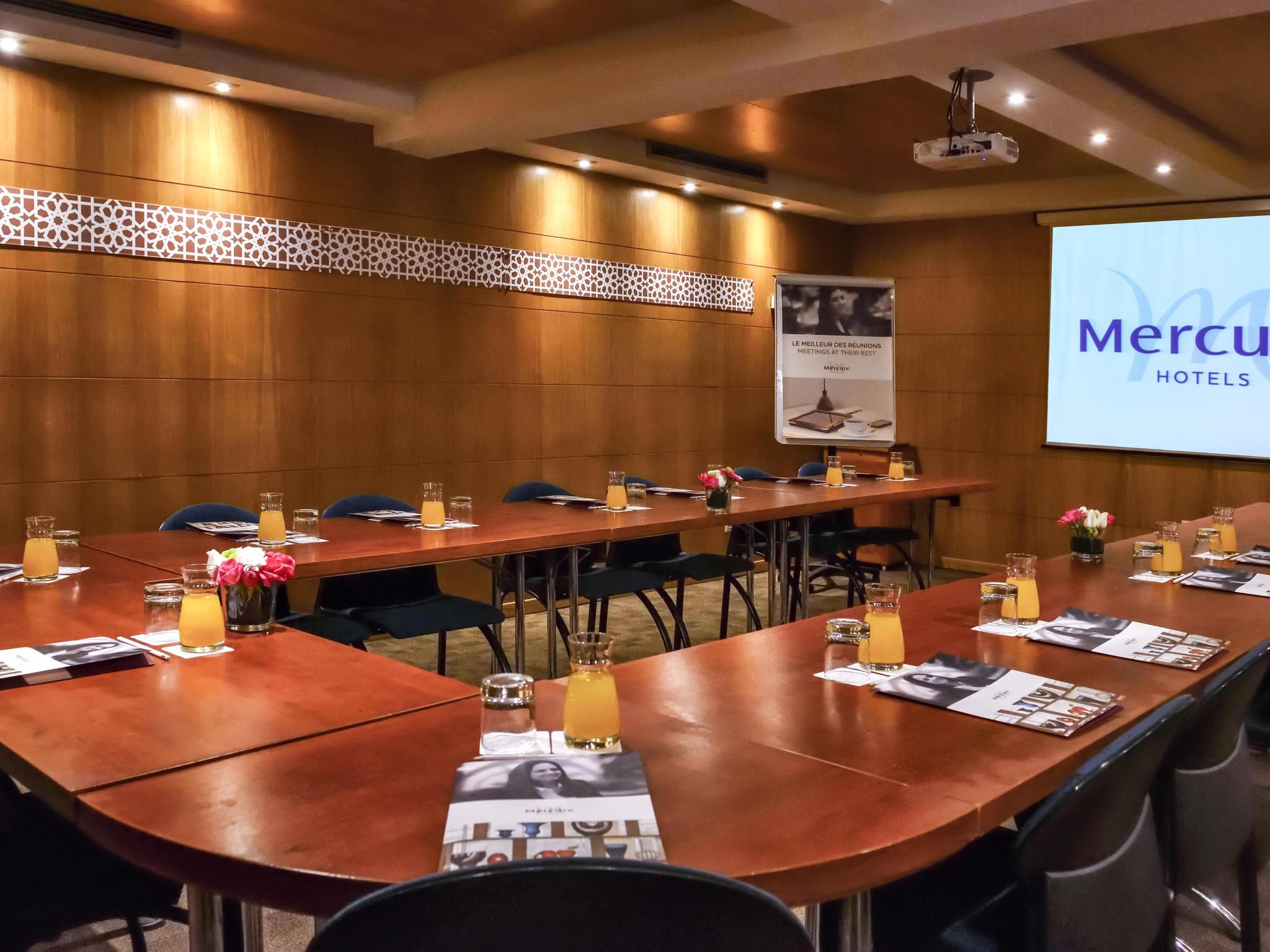 Mercure Rabat Sheherazade - Hotel In Rabat - Accorhotels serapportantà Table Jardin Super U