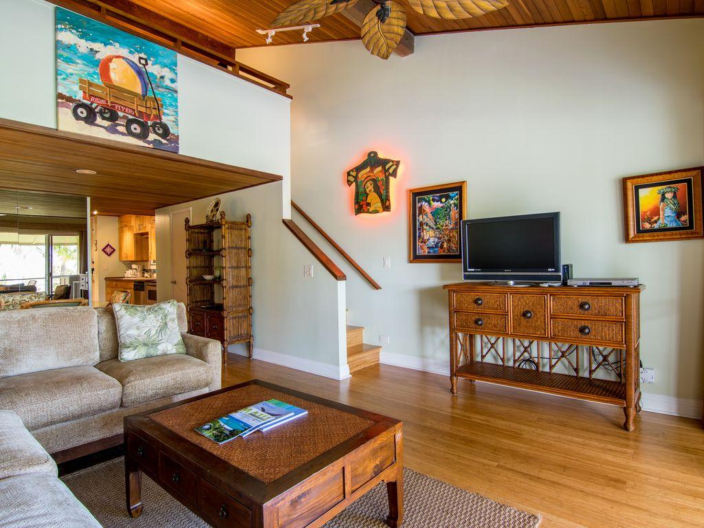 Mes Séjours Parfaits: Réaménagés Et À Quelques Pas De La Plage N ° 1 De  Maui - Kaanapali Beach - Lahaina à Salon De Jardin Hawai