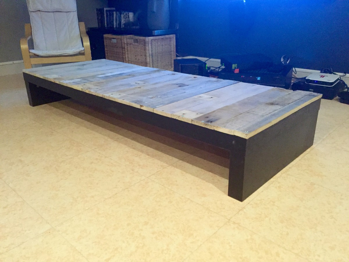 Meuble Télé Lack Industrialisé avec Table Basse De Jardin Ikea