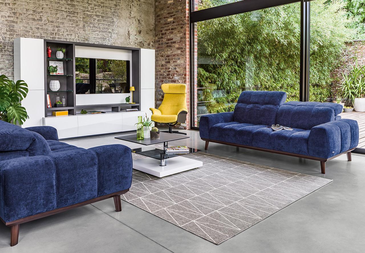 Meubles De Salon, Living Design Et Tendance - Monsieur Meuble avec Salon De Jardin D Angle Pas Cher