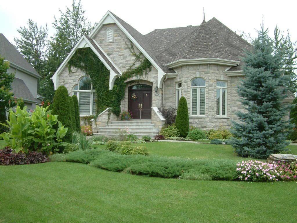 Mieux Vendre Grâce À L'aménagement Paysager – Paysagiste ... encequiconcerne Comment Creer Un Jardin Paysager