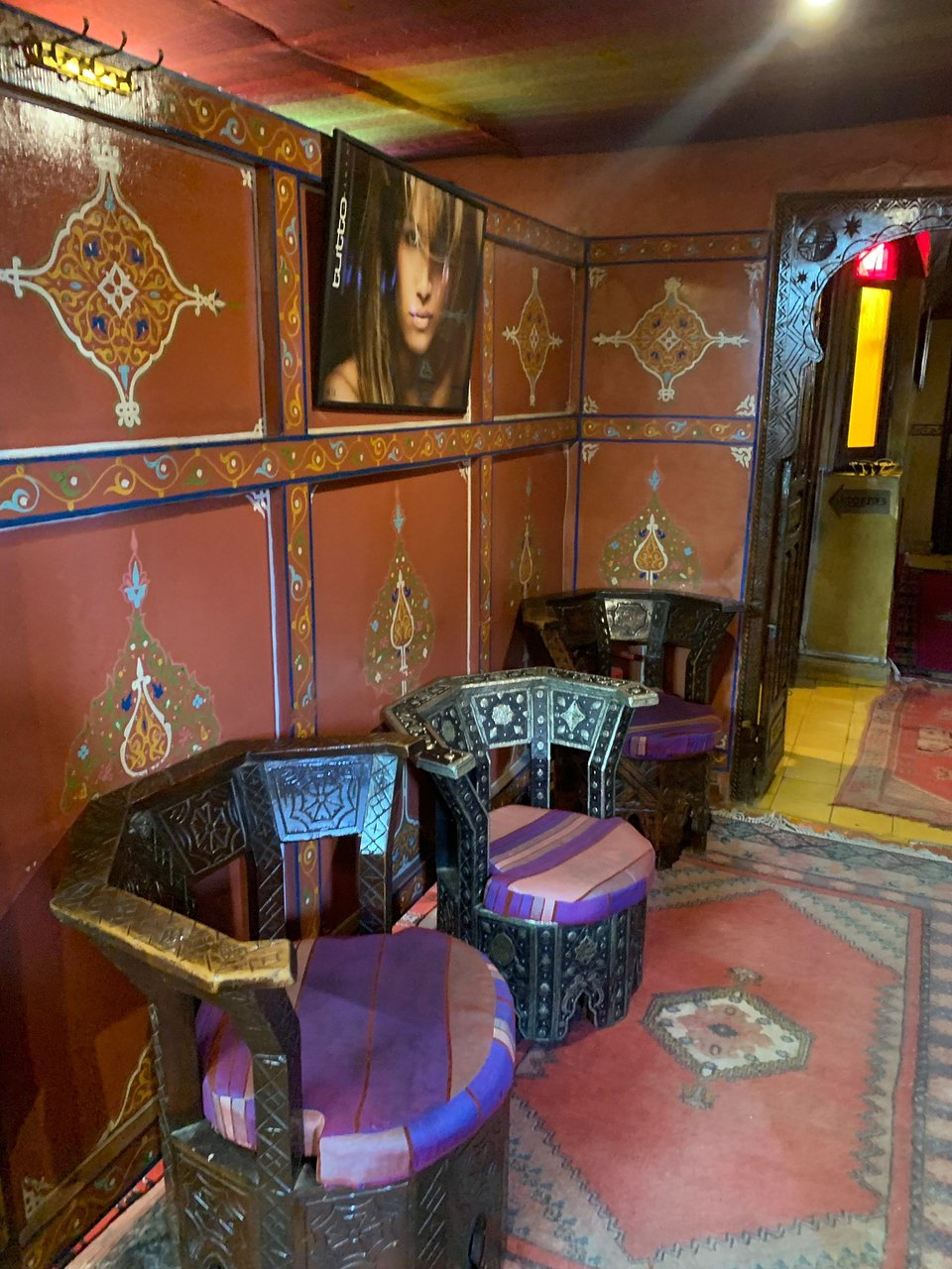Mille & Une Nuits Hammam Spa (Marrakech) - 2020 All You Need ... pour Table Jardin Super U