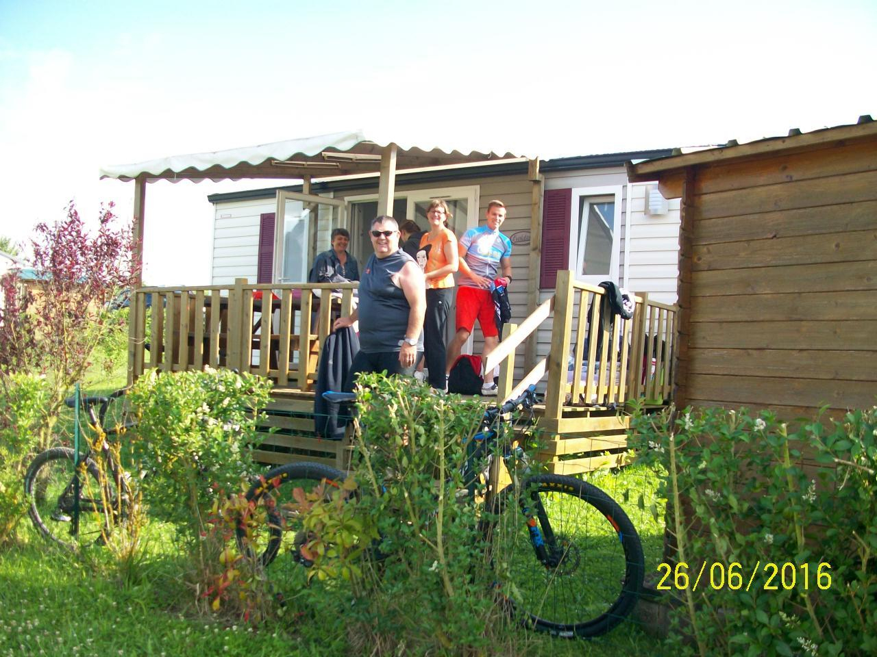 Mobil-Home Trigano N°102 | Label Camping Qualité à Trigano Abri De Jardin