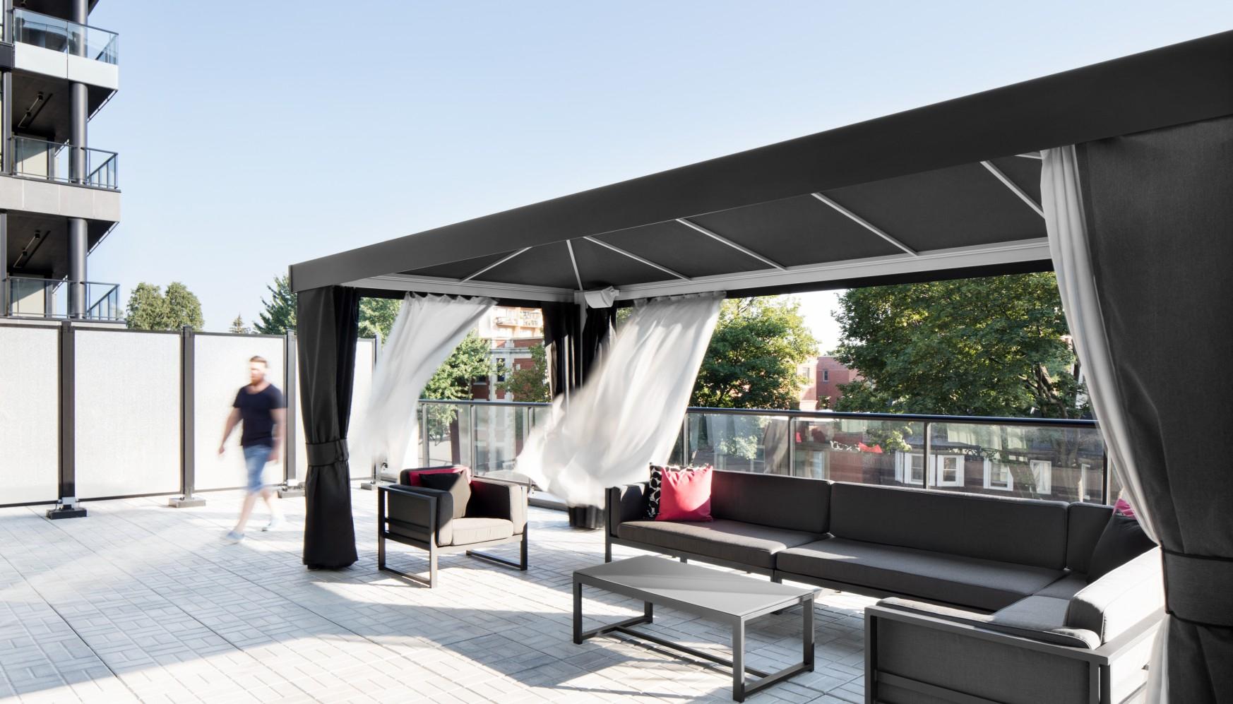 Mobilier De Jardin - Magasin De Meubles Extérieur Haut De ... concernant Salon De Jardin Design Luxe