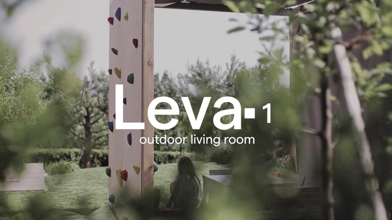 Mobilier De Jardin Outdoor Egoe Leva Lit De Jardin Suspendu Extérieur concernant Lit Suspendu Jardin