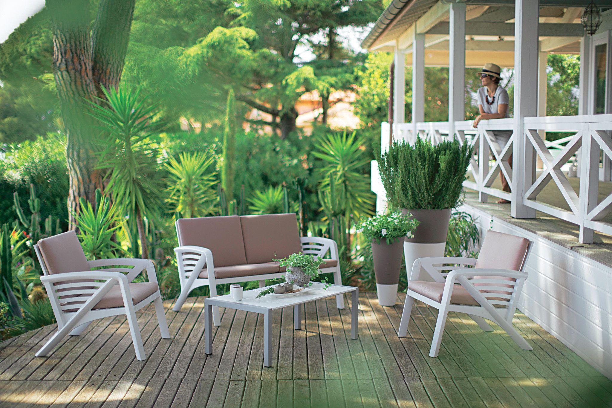 Mobilier De #jardin #truffaut | Salon De Jardin, Salon De ... intérieur Salon De Jardin Truffaut