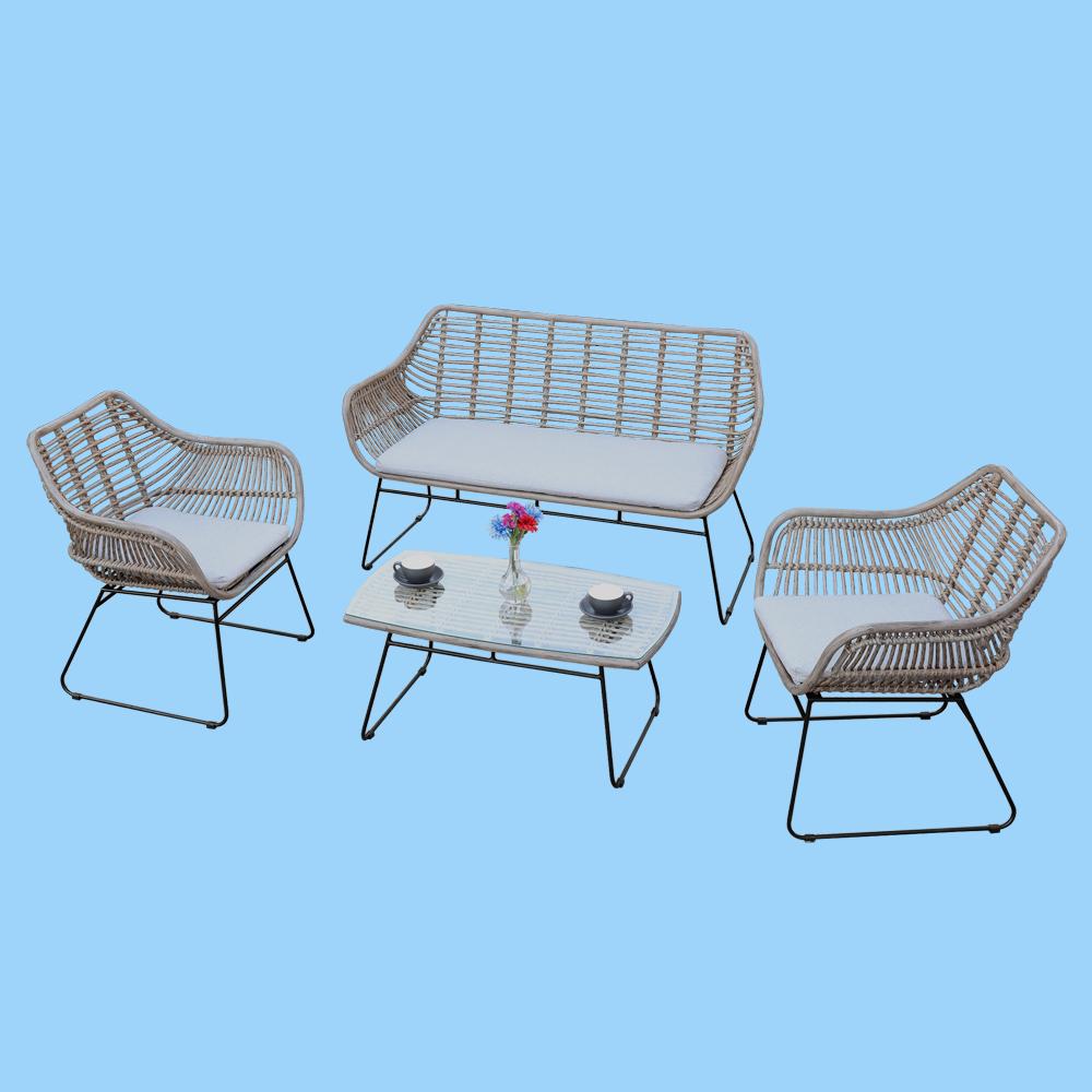 Mobilier Design À Prix Discount. Avec Achatsource ... tout Salon De Jardin À Prix Discount