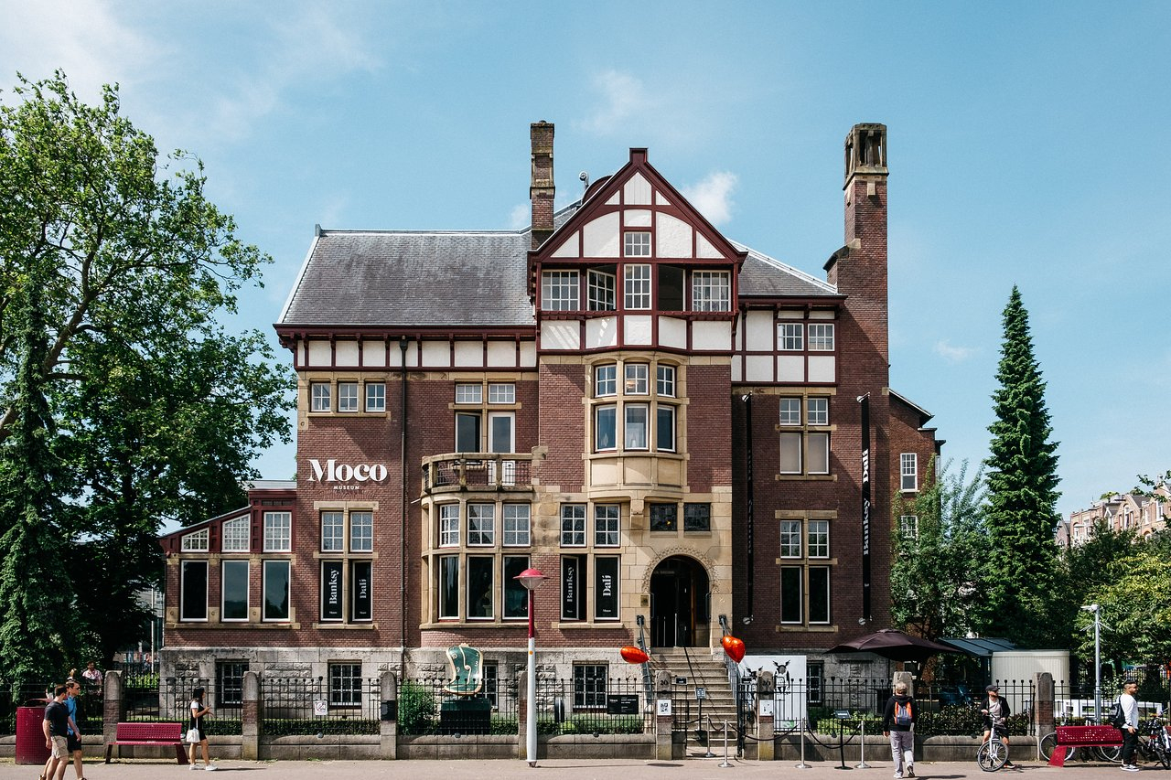 Moco Museum - Amsterdam - Moco Museum Yorumları - Tripadvisor à Salon De Jardin Casino