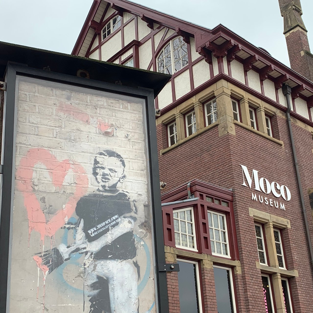 Moco Museum - Amsterdam - Moco Museum Yorumları - Tripadvisor dedans Salon De Jardin Casino