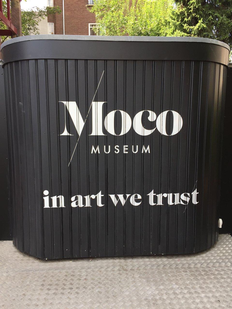 Moco Museum - Amsterdam - Moco Museum Yorumları - Tripadvisor pour Salon De Jardin Casino