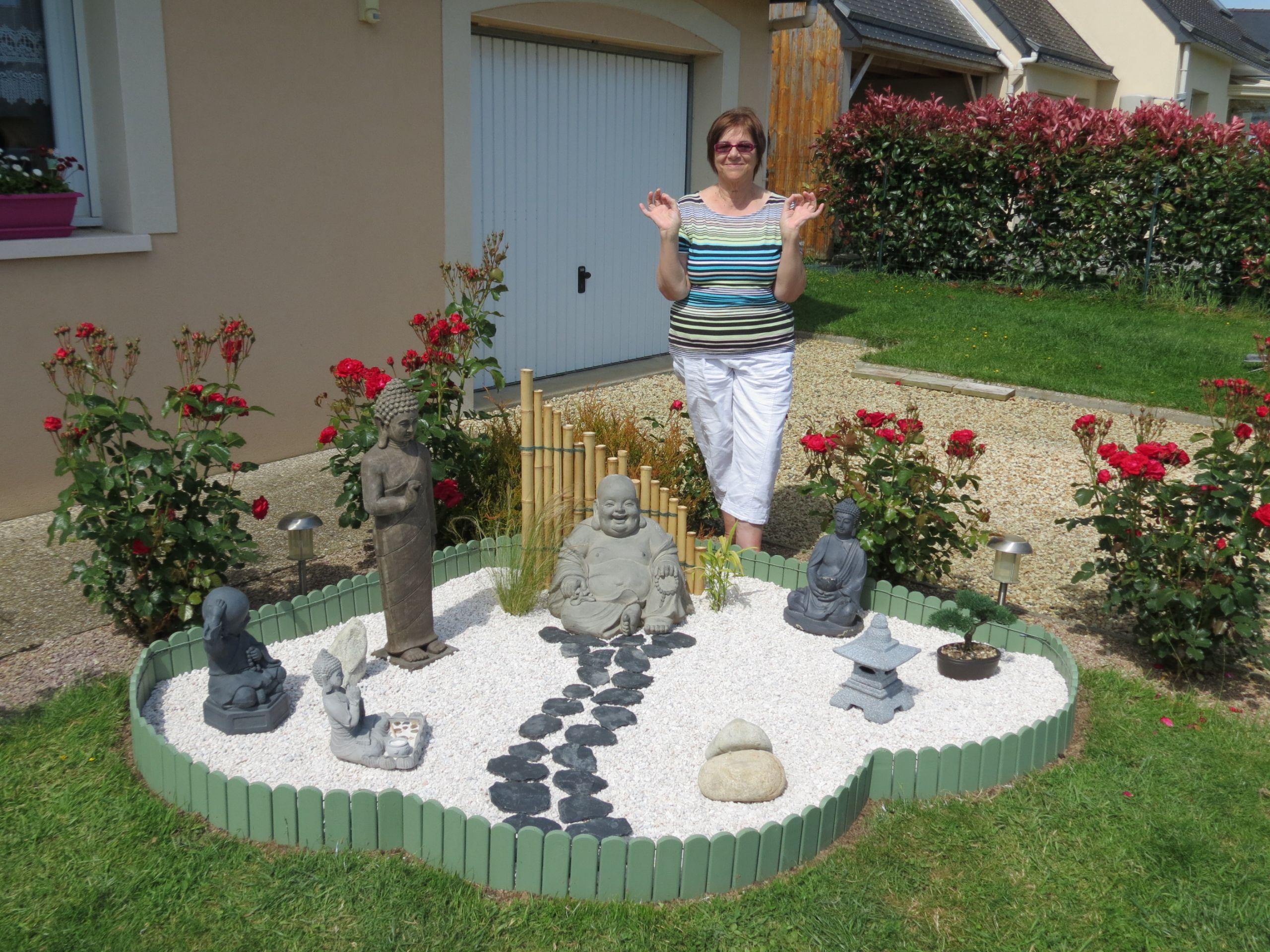 Modele De Jardin Japonais Concept - Idees Conception Jardin intérieur Modele De Jardin Japonais