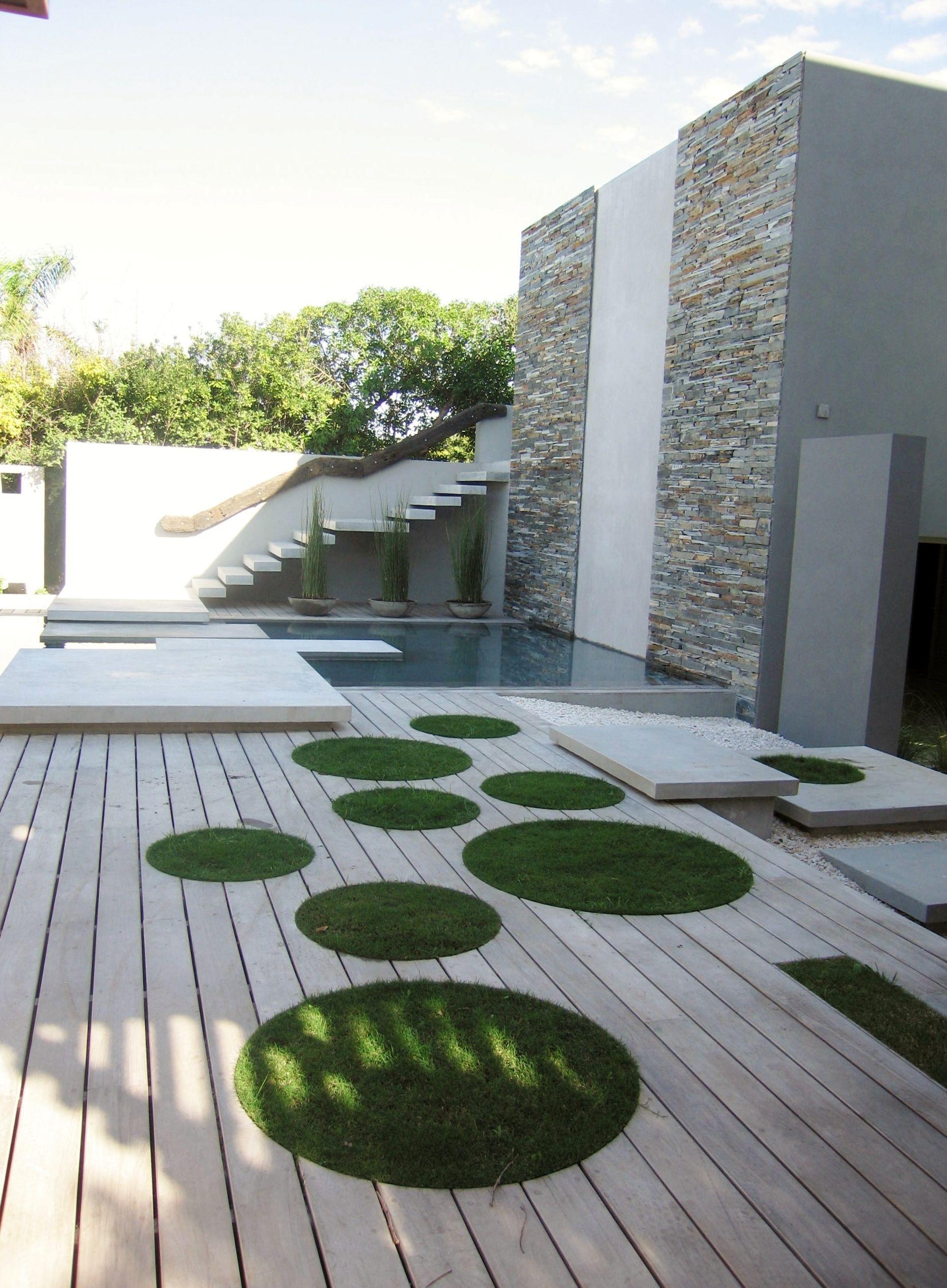 Modern Bathroom Design   Amenagement Jardin, Jardin ... destiné Salon De Jardin Cocoon