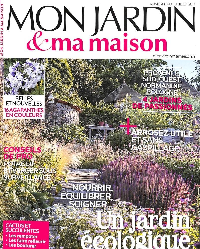 Mon Jardin Et Ma Maison N° 690 – Abonnement Mon Jardin Et Ma ... serapportantà Magazine Mon Jardin Et Ma Maison