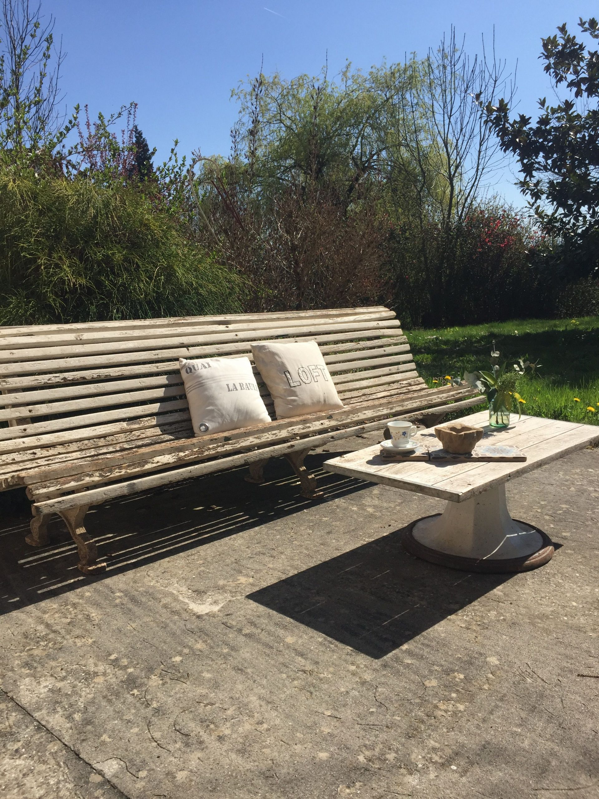 Mon Jardin | Jardins serapportantà Mon Mobilier De Jardin