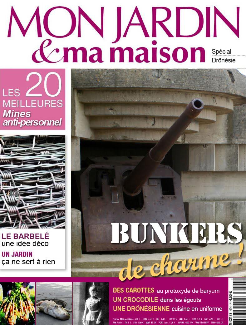 Mon Jardin & Ma Maison : Spécial Drönésie ! | Présidictature ... à Magazine Mon Jardin Et Ma Maison