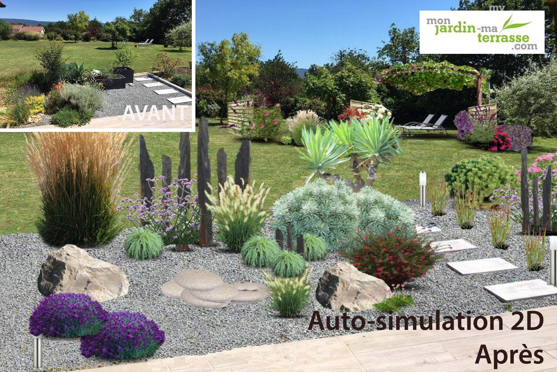 Mon Jardin Ma Terrasse | Jardins, Logiciel Paysagiste ... encequiconcerne Logiciel Amenagement Jardin