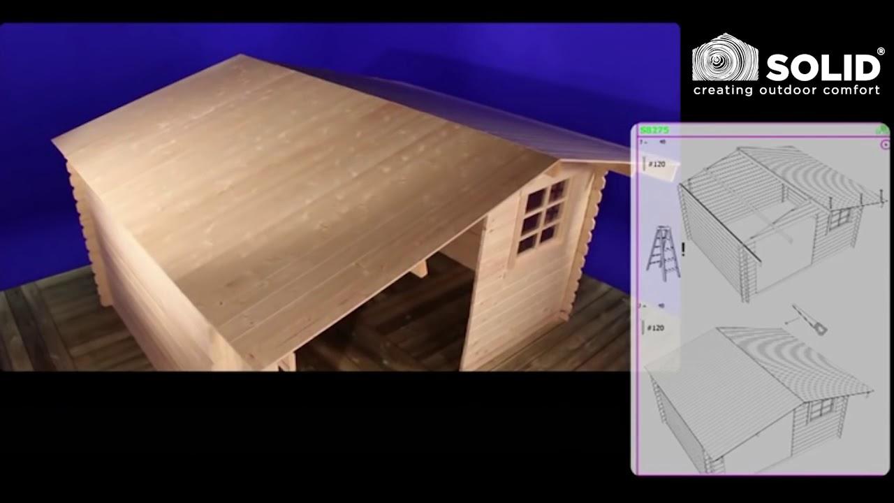 Montage D'un Abri De Jardin Du Fabricant Solid Placeplug 28Mm tout Abri De Jardin Fabricant
