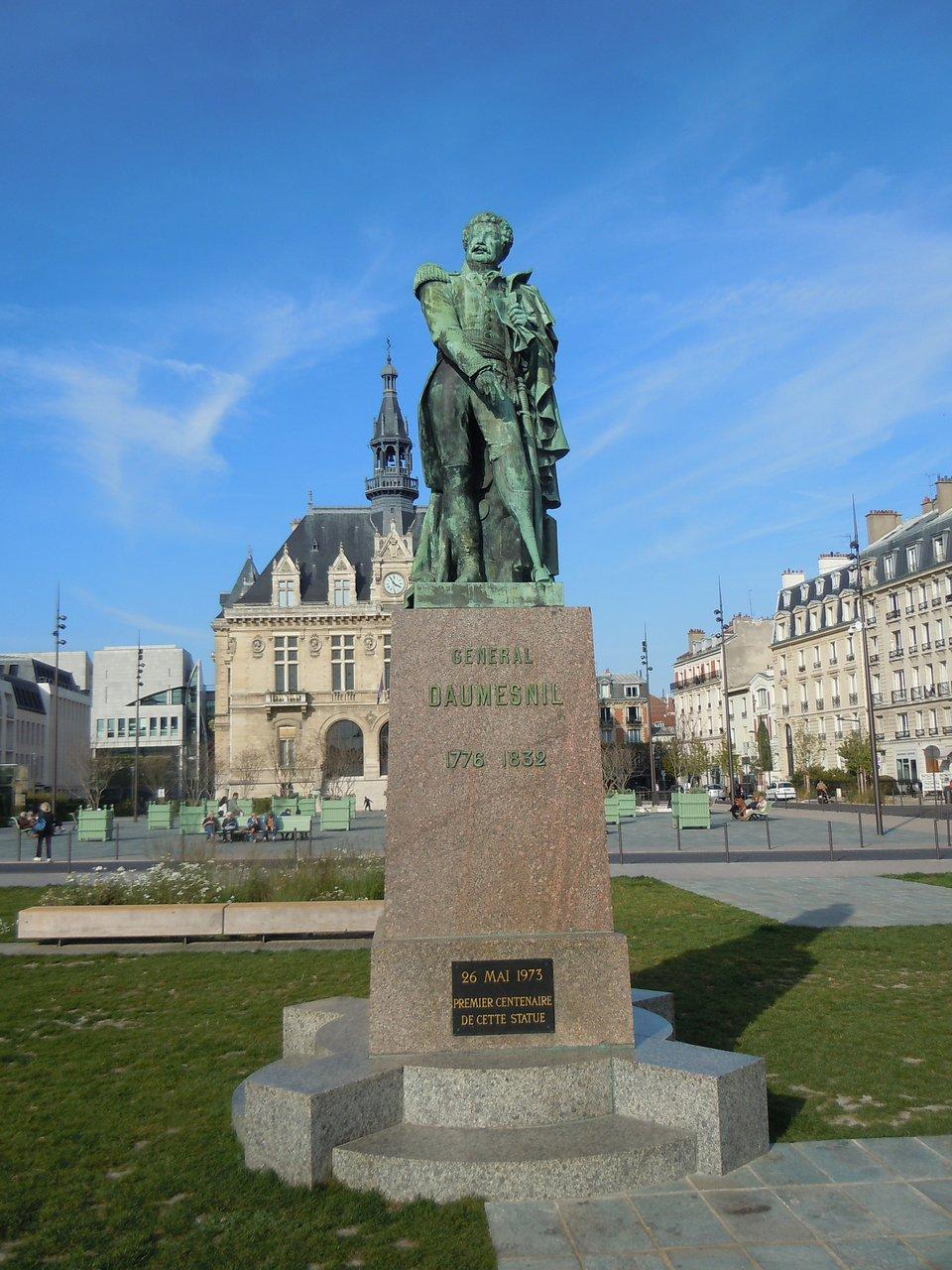 Monument Au General Daumesnil (Vincennes) - 2020 All You ... tout Hotel Des Jardins Vincennes