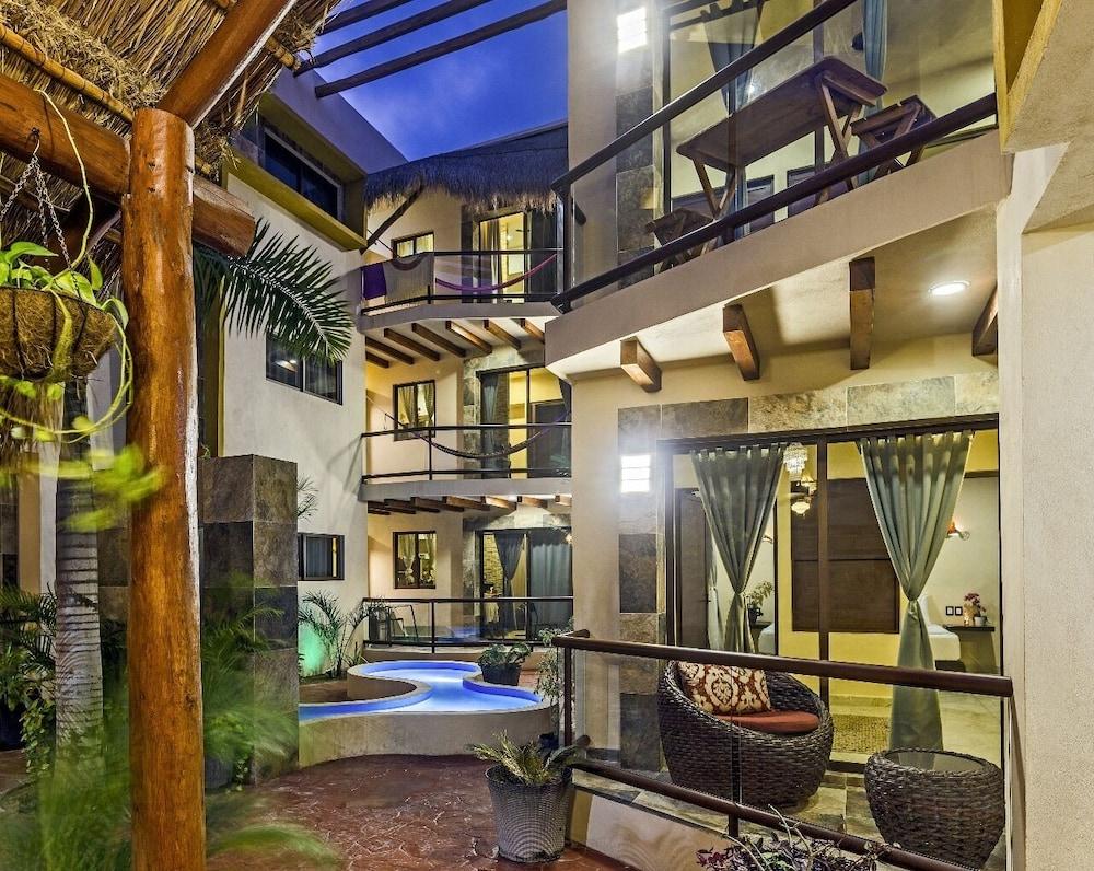 Moon Dreams Villas El Jardin - Meksika destiné Les Jardins Des Villas