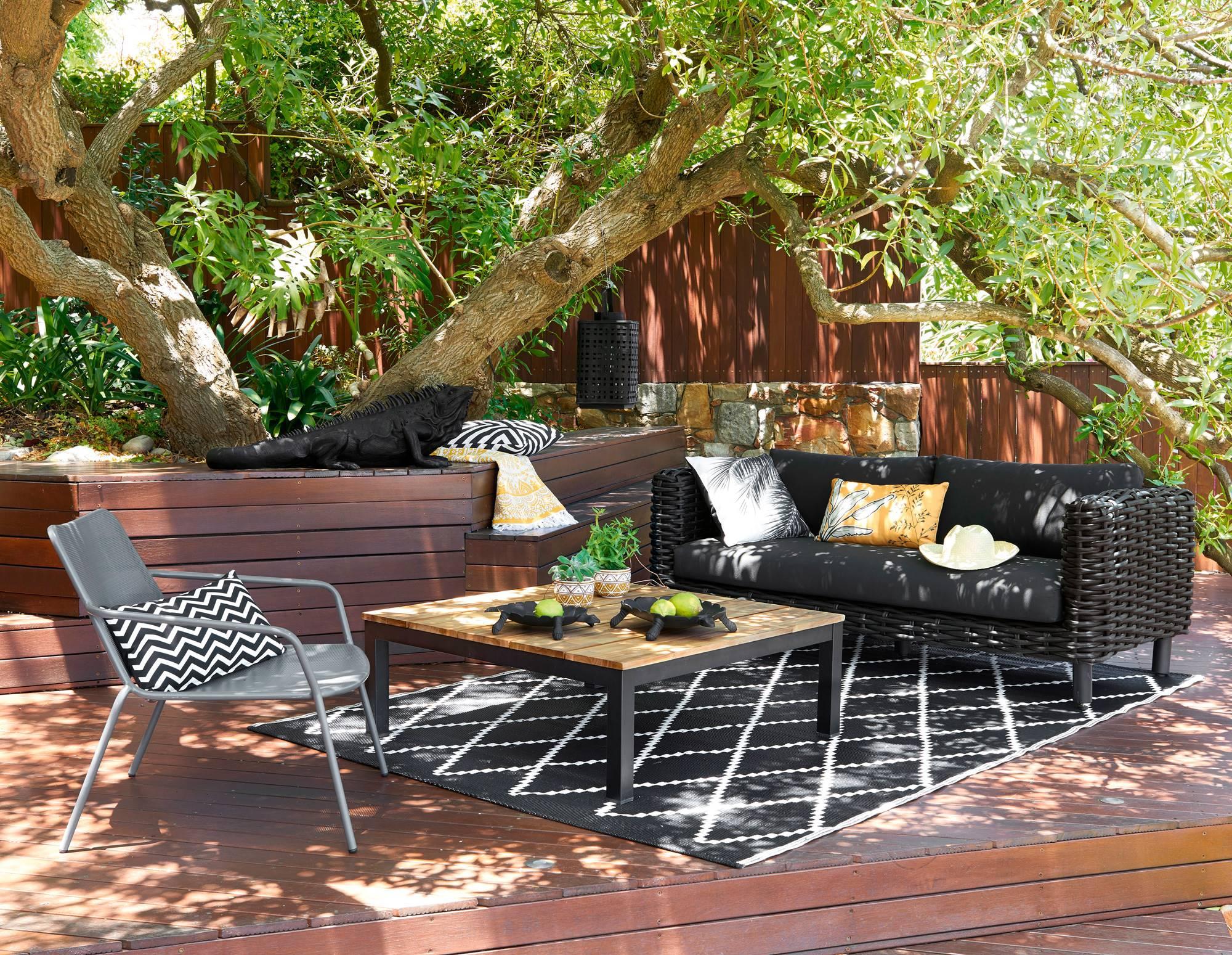 Muebles De Jardin Jardiland - Muebles De Exterior encequiconcerne Table De Jardin Aluminium Jardiland