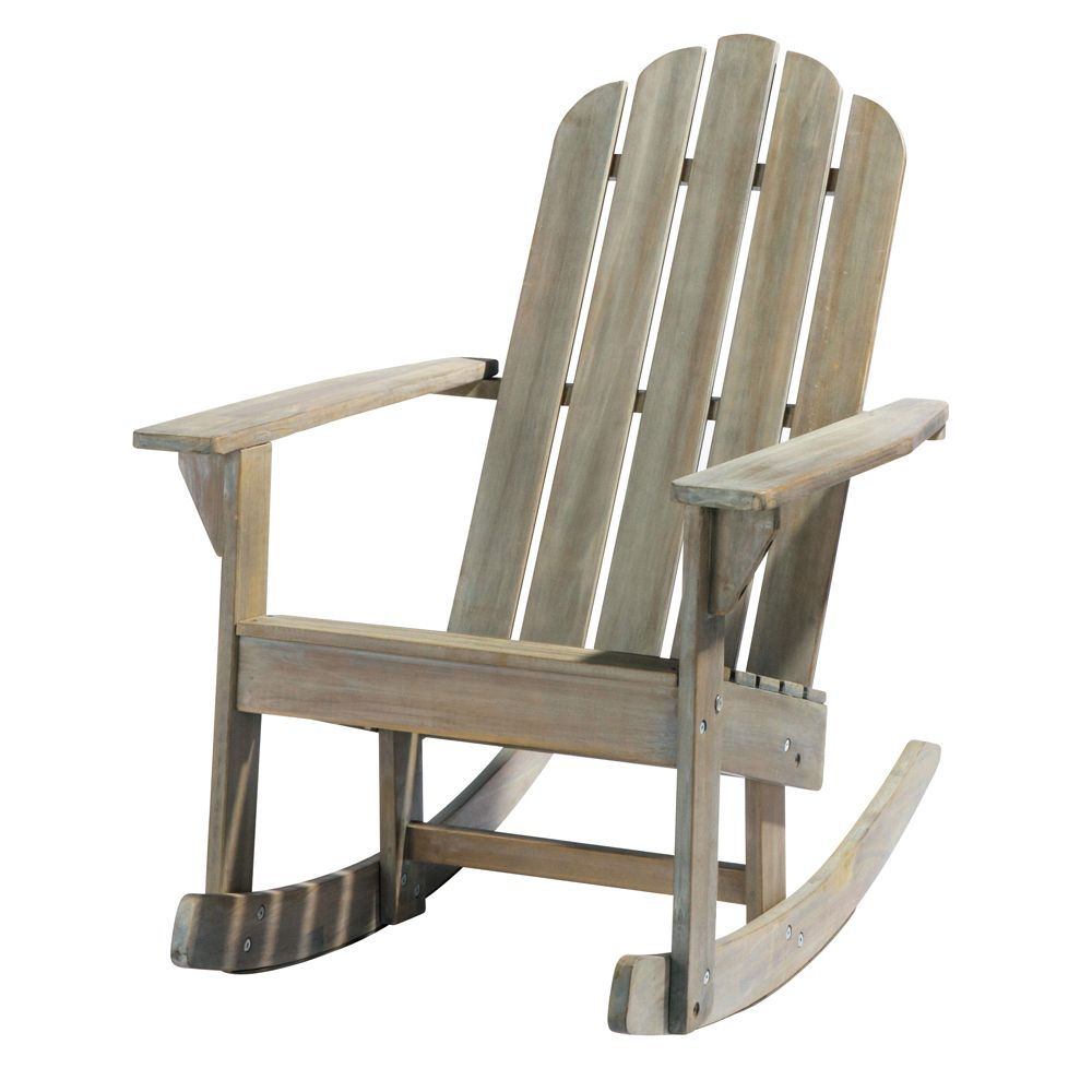 Muebles De Jardín | Rocking Chair, Rocking Chair Plans, Chair pour Rocking Chair Jardin