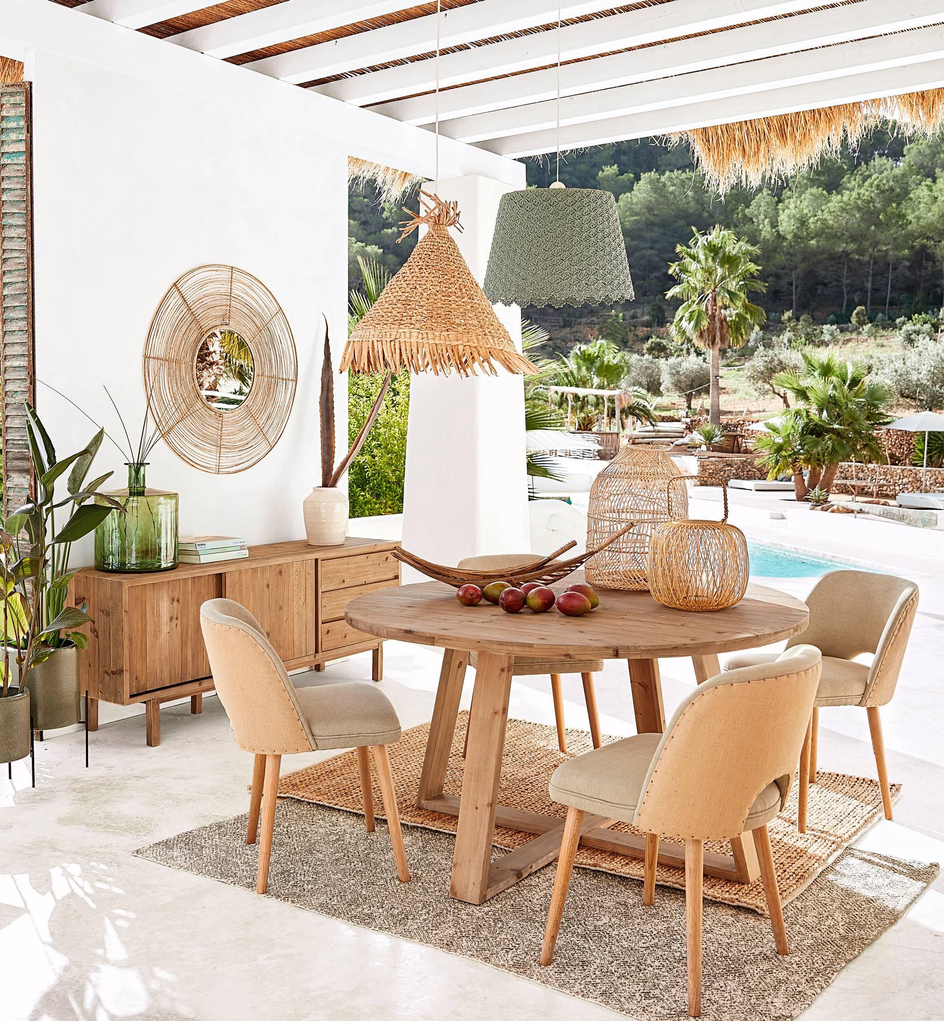 Muebles Para La Primavera Verano De Maisons Du Monde à Maison Du Monde Salon De Jardin