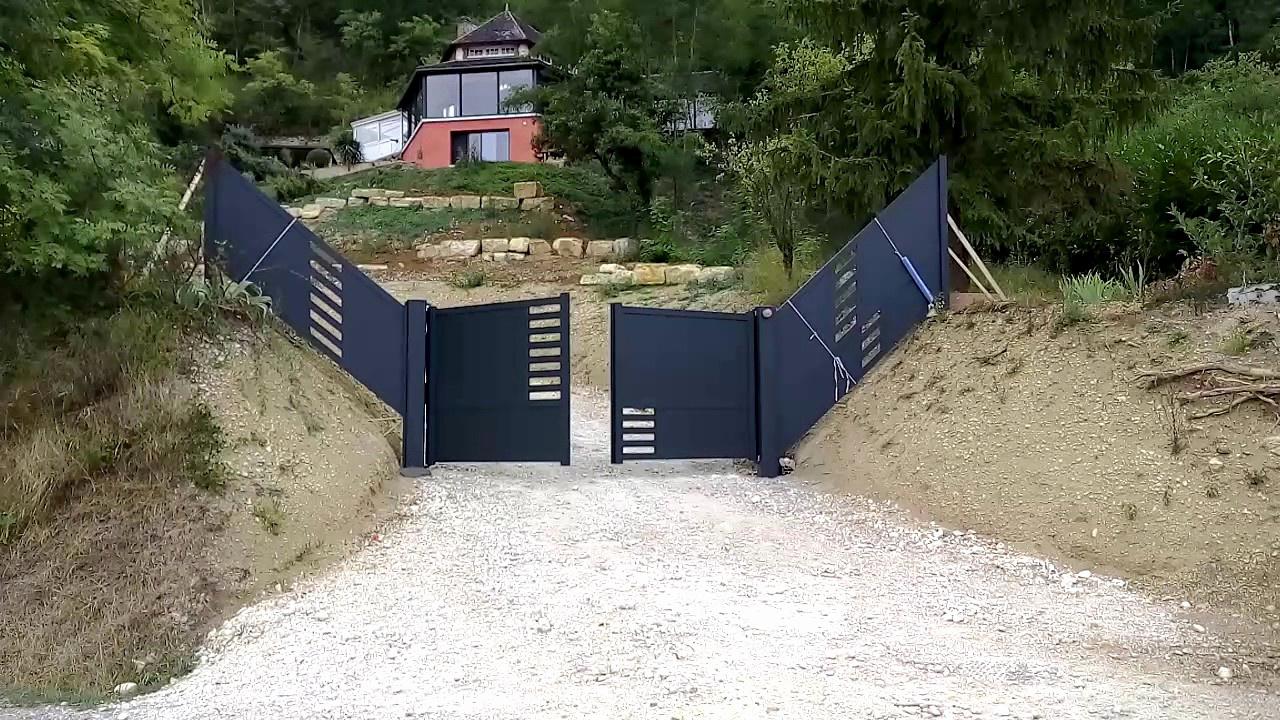 Mur De Cloture En Gabion Charmant Mur En Gabion Brico Depot ... concernant Incinérateur De Jardin Brico Depot
