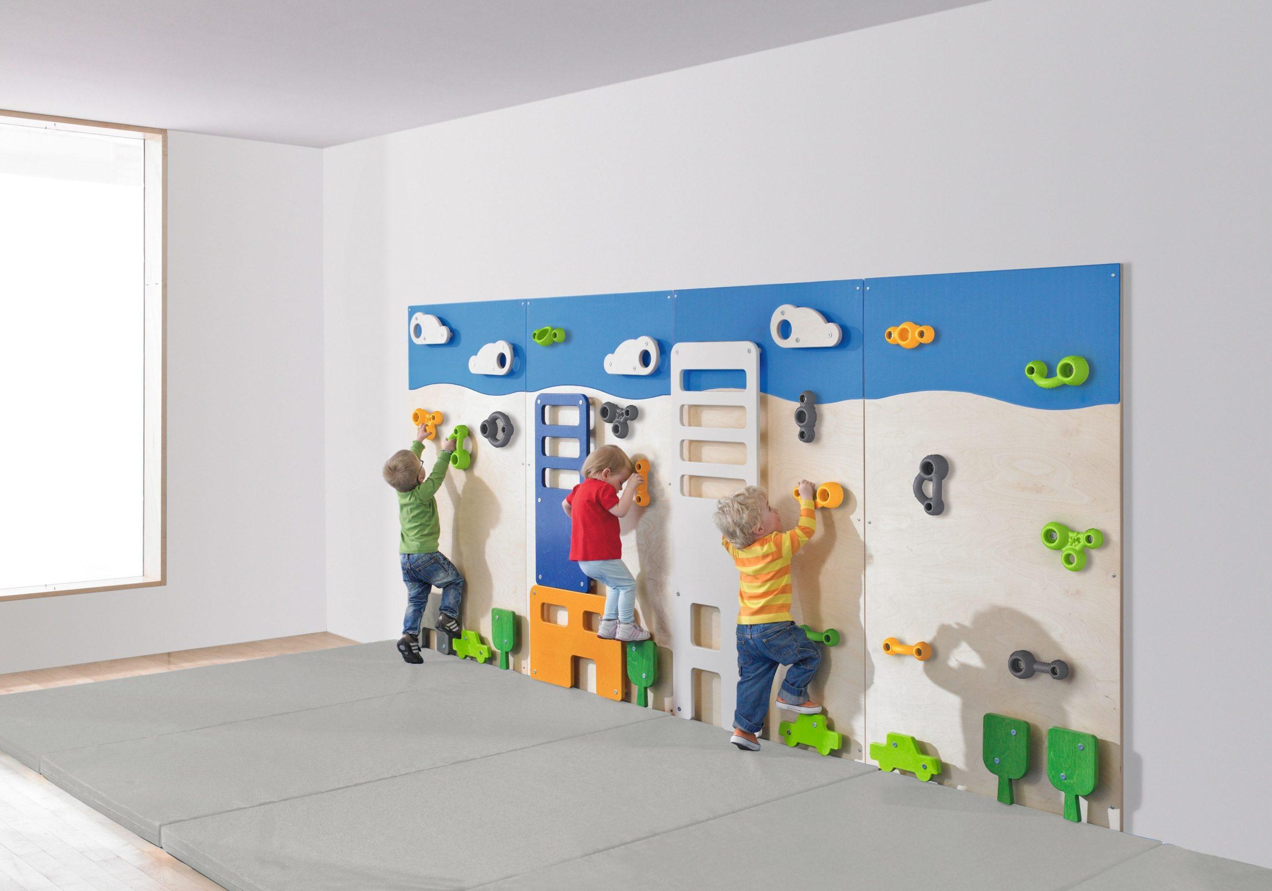 Mur D'escalade Spécial Crèche | Mur Escalade, Petite Enfance ... avec Mur D Escalade Pour Jardin